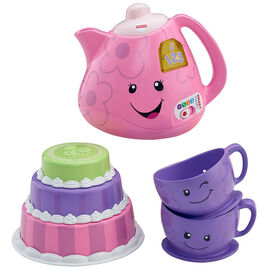 Fisher Price Laugh & Learn Smart Stages Tea Set - CDG07