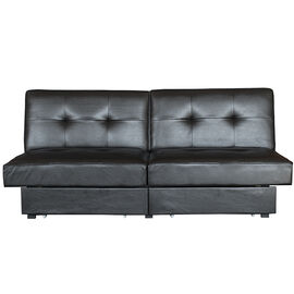 London Drugs Sofa Bed - Black