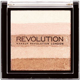 Makeup Revolution Vivid Shimmer Brick - Radiant