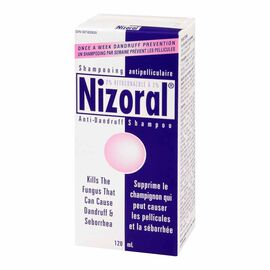 Nizoral* Anti-Dandruff Shampoo Treatment - 120ml