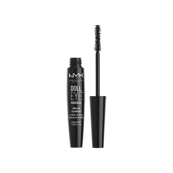 NYX Doll Eye Long Lash Mascara - Black