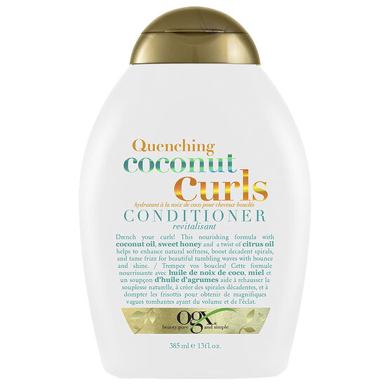 OGX Quenching Coconut Curls Conditioner - 385ml