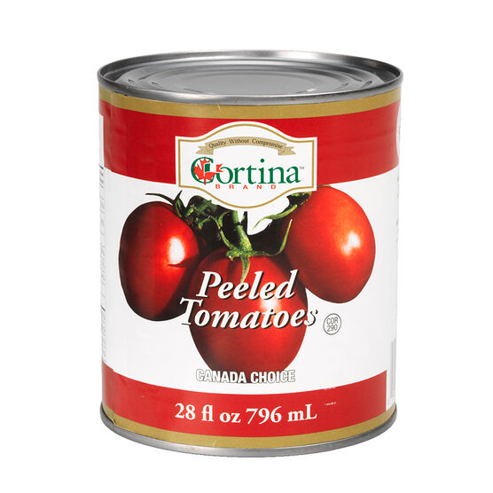 Cortina Plum Tomatoes - 796ml