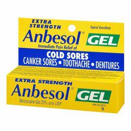 Anbesol Extra Strength Gel - 7g