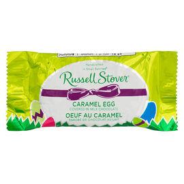 Russell Stover Caramel Egg - 28g