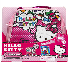 Hello Kitty Puzzle Pouch