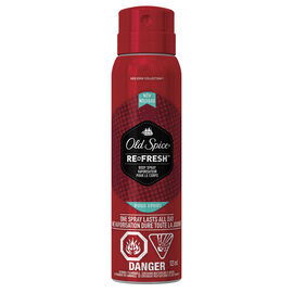 Old Spice Re Fresh Body Spray - Pure Sport - 123ml