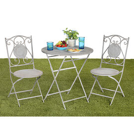 Antique Bistro Set - 3 piece