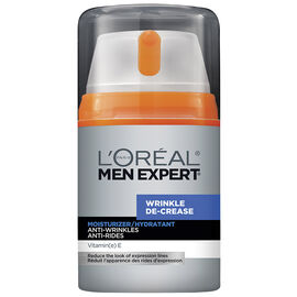 L'Oreal Men Expert Wrinkle De-Crease Moisturizer - 50ml
