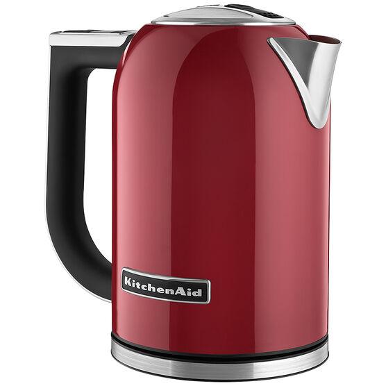 kitchenaid 1 7l electric kettle empire red kek1722er. Black Bedroom Furniture Sets. Home Design Ideas