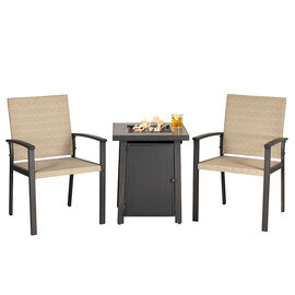Bond Fire Chat Set - 3 piece