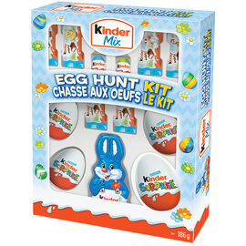 Kinder Egg Hunt Kit - 186g
