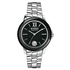 Versace Versus Abbey Road Ladies Watch - Silver/Black - SCC010016