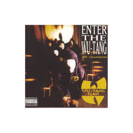 Wu-Tung Clan - Enter the Wu-Tang - Vinyl