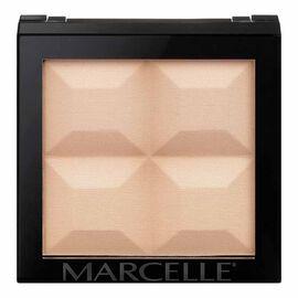 Marcelle Monochromatic Pressed Powder - Light