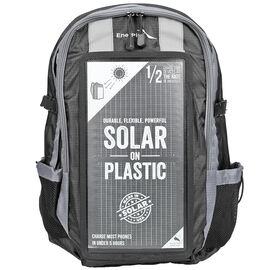 Enerplex Solar Charge Backpack