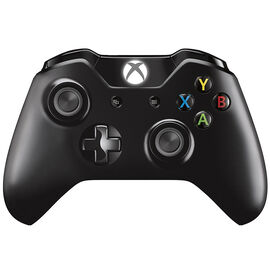 Xbox One Wired PC Controller - Black - 7MN-00001