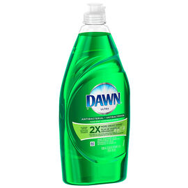 Dawn Ultra Diswashing Liquid with Antibacterial - Apple - 709ml