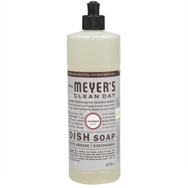 Mrs. Meyer's Dish Soap - Lavender - 473ml
