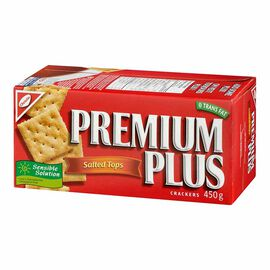 Premium Plus Crackers - 450g