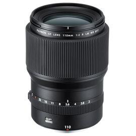 Fujifilm GF 110mm F2 R LM WR Lens - Black - 600018614