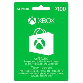 Xbox Gift Card - $100