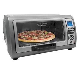 Hamilton Beach 6 Slice Easy Reach Digital Oven with Convection - 31128C