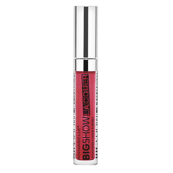 Annabelle Big Show Lip Lacquer - Love Fiercely