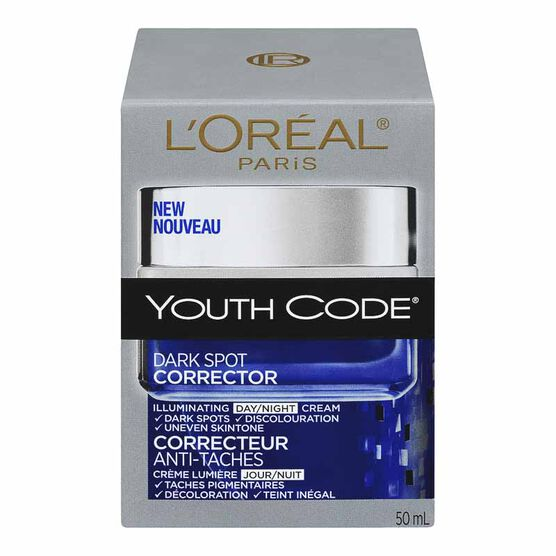 LOreal Youth Code Dark Spot Corrector Cream
