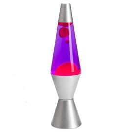 Lava Lite - Pink/Purple - 14.5-inch