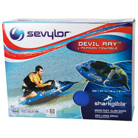 Sevylor Devil Ray Towable - 1 Person
