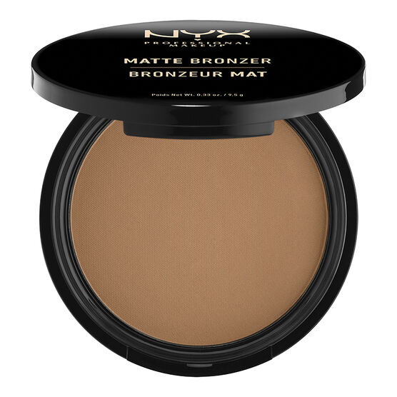 NYX Professional Makeup Matte Body Bronzer - Deep Tan