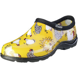 Sloggers Women's Waterproof Shoe - Size 6-10 - Chicken Daffodil - Assorted