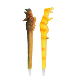 Hand Painted Dino Pen - Assorted