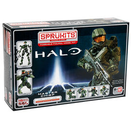 Sprukits - Halo - Master Chief