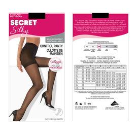 Secret Silky Run Resistant Pantyhose