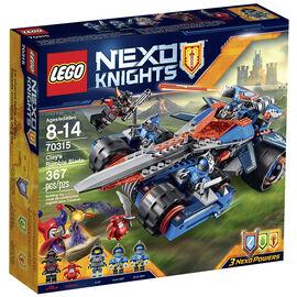 Lego Nexo Knights - Clay's Rumble Blade