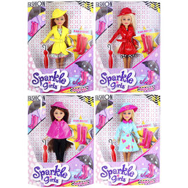 Sparkle Girlz - Rainy Day - Assorted