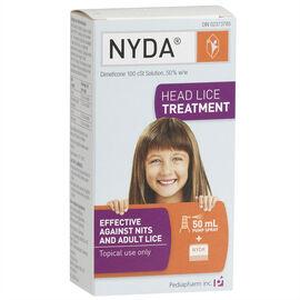 Nyda Head Lice Treatment - 50ml