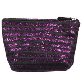 Modella Purse Kit - Striped Glitter - 65E25173XLDC