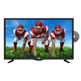 RCA 32inch LED Backlit LCD TV with Built-in DVD Player - RLDEDV3255A