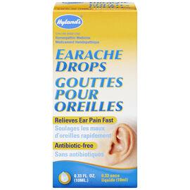 Hyland's Earache Drops - 10ml