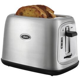 Oster 2 Slice Extra-Wide Slot Toaster - Stainless Steel - TSSTTRJB29-033A