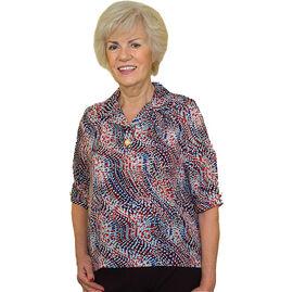 Silverts Adaptive Blouse - Womens -27090/27091