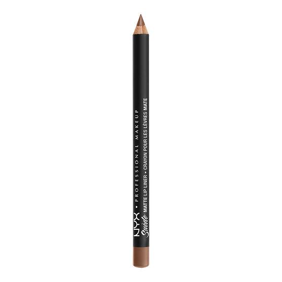 NYX Professional Makeup Suede Matte Lip Liner - Soft-Spoken