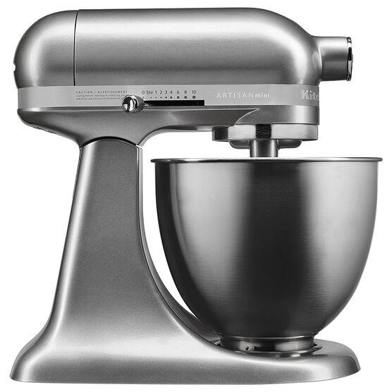 KitchenAid 3.5Q Artisan Mini Mixer - Silver