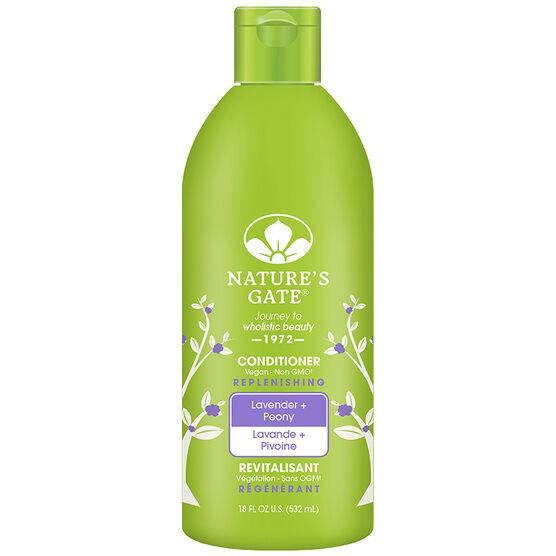 Nature's Gate Shine Replenishing Conditioner - Lavender & Peony - 532ml