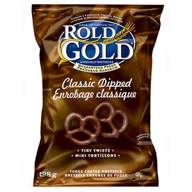 Rold Gold Chocolate Dipped Pretzels - 198g