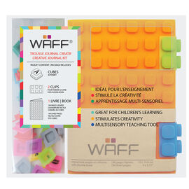 WAFF Combo Journal - Orange
