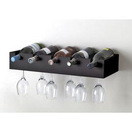 Ellington Wine Rack - Black - 24inch FN43642-0
